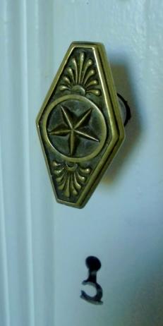 Adorable door handle