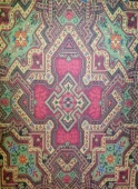 Warwick castle carpet
