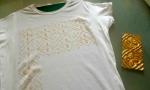 lino fabric printing